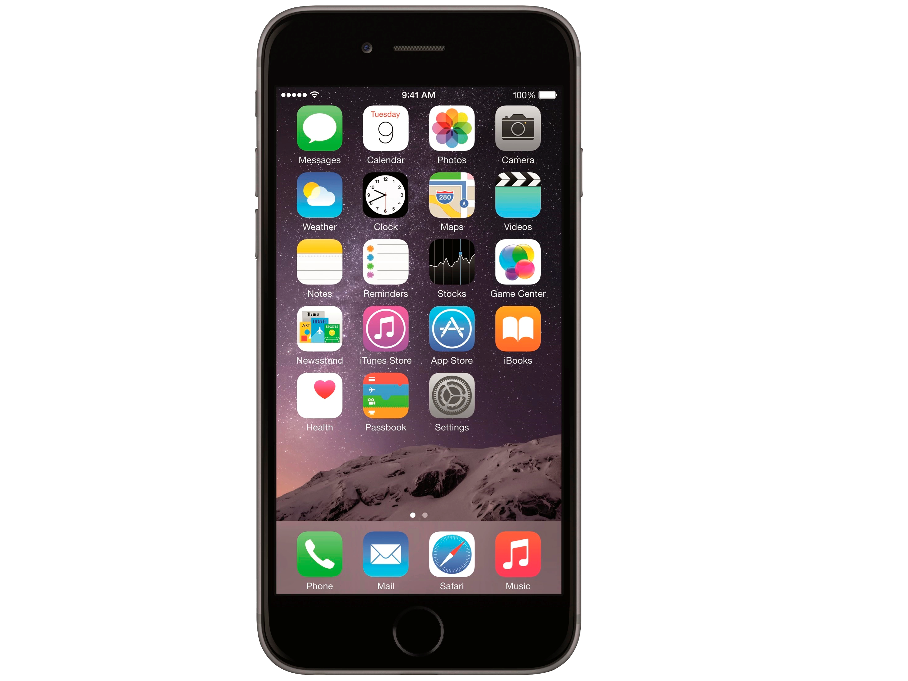 Image of   Apple iPhone 6