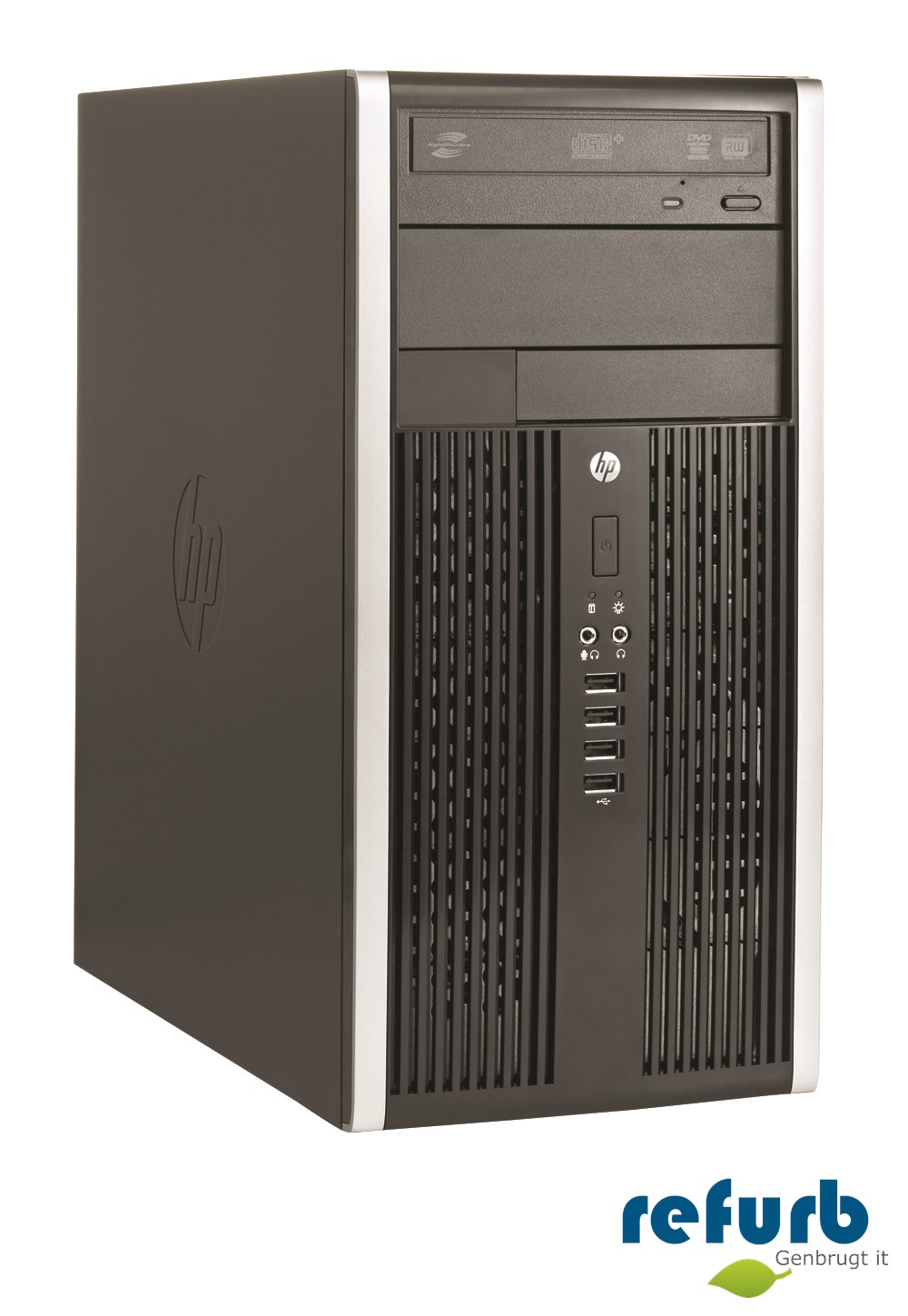 Hp compaq 8200 elite mt fra Hp på refurb