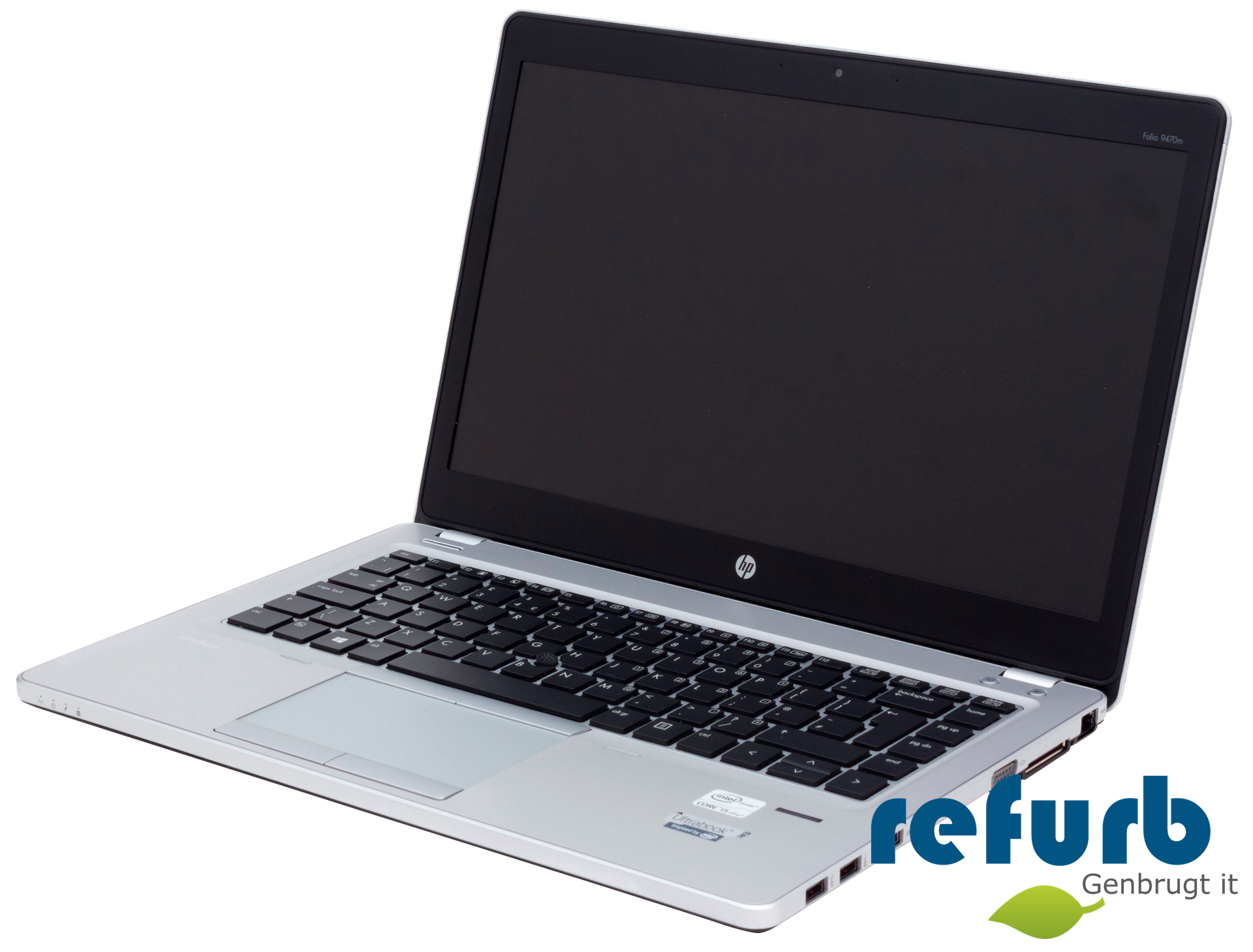 Hp Hp elitebook folio 9470m fra refurb