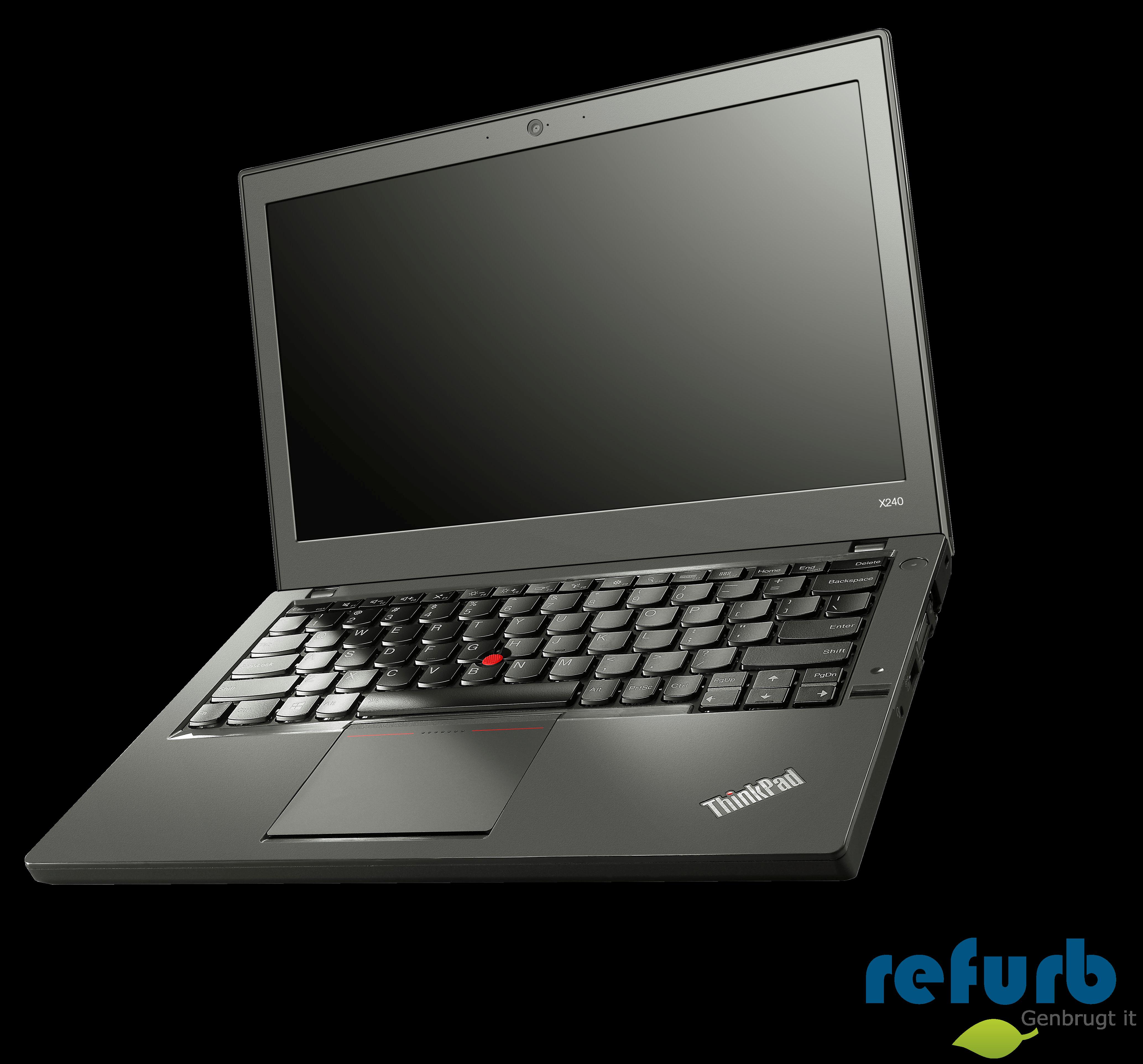 Lenovo Lenovo thinkpad x240 fra refurb