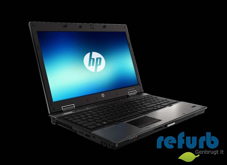 Image of   HP EliteBook 8540w
