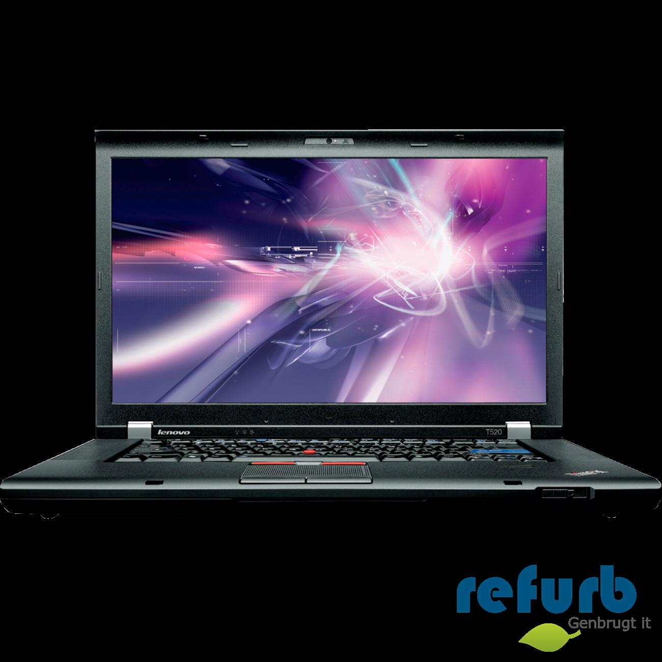 Lenovo – Lenovo thinkpad t520 fra refurb