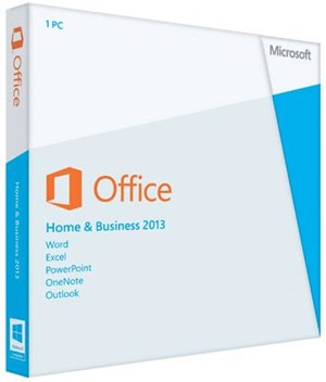 Microsoft Office Home & Business 2013 (NO)