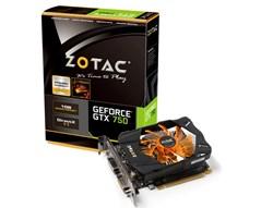 Zotac ZT-70701-10M NVIDIA GeForce GTX 750 1GB grafikkort