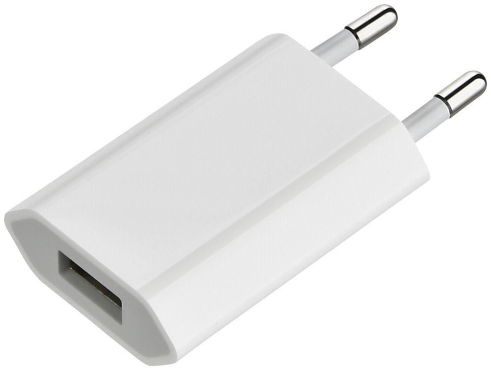 Image of Apple 5W Adapter for iPhone/iPad Original