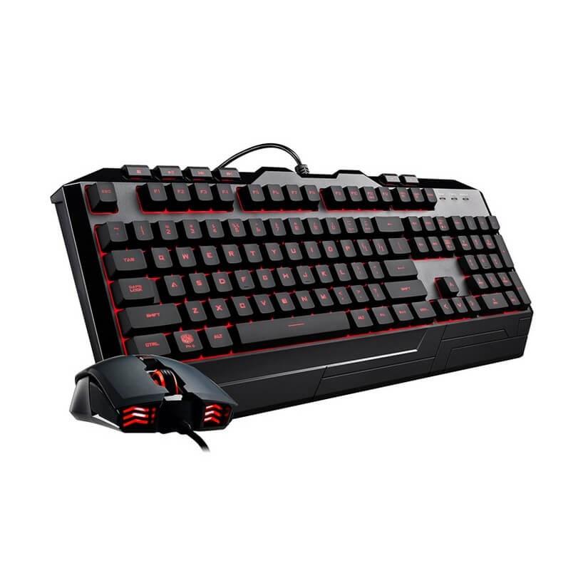 Image of   Cooler Master Devastator 3 Tastatur og mus