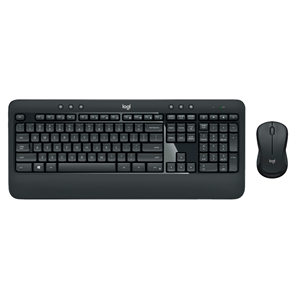 Logitech Wireless Desktop MK540 Nordic