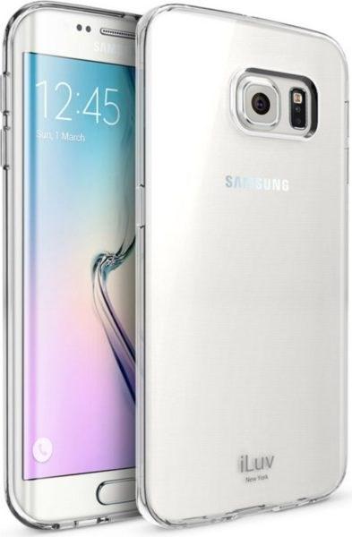 Samsung Galaxy S6 Edge cover Transparent