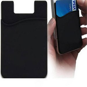Universal Kort holder - Klistres bag på telefon