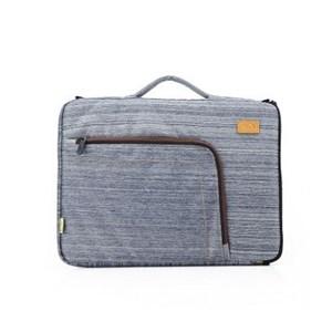"""Havit 15,6"""" laptop Sleeve/skin blå med hank"""