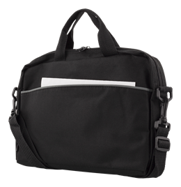 "Deltaco Laptop taske, 12,5"" - Sort"