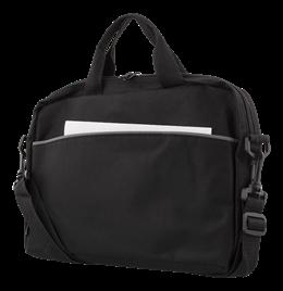 """Deltaco Laptop taske, 12,5"""" - Sort"""