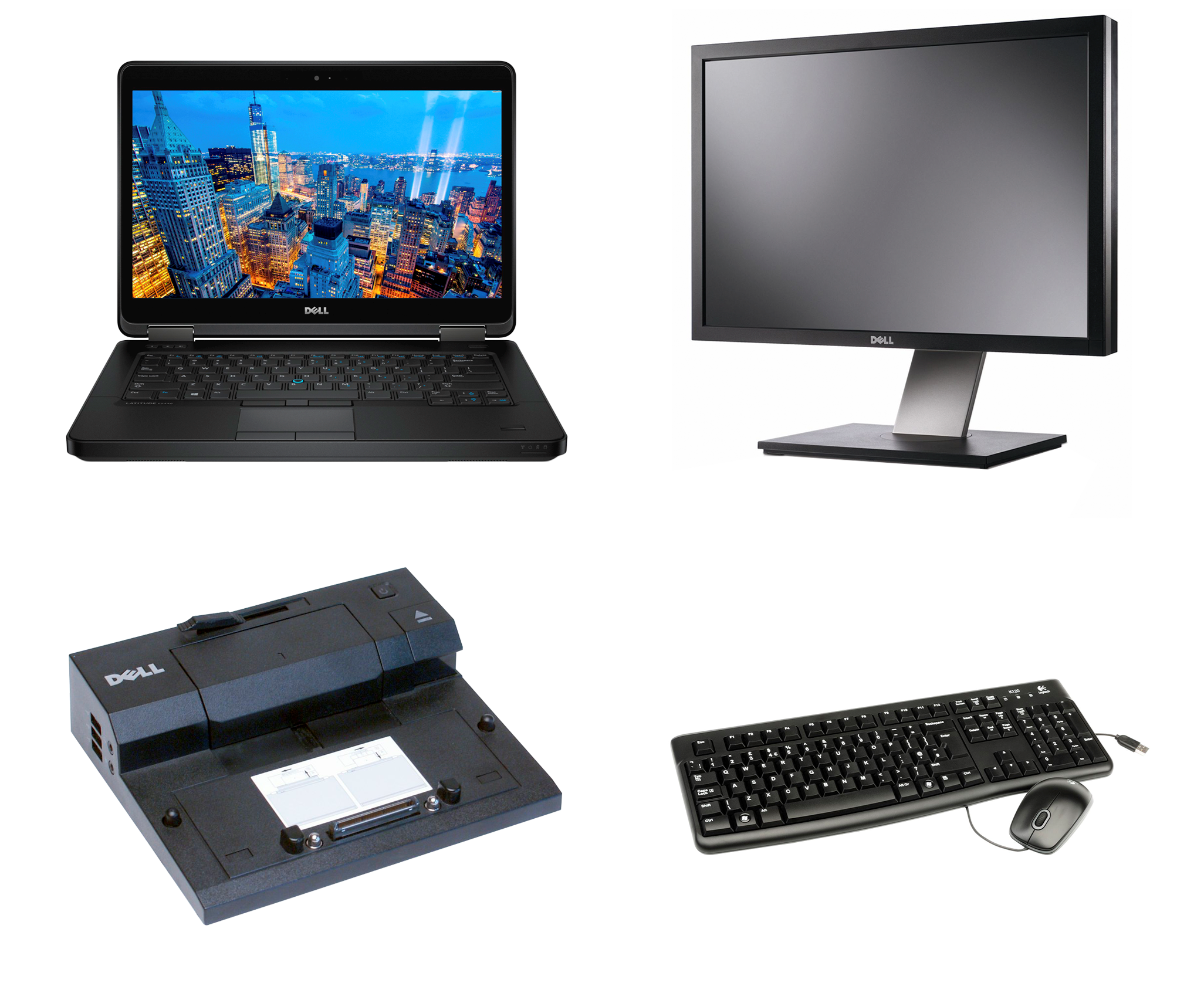 Image of   Dell Latitude E5450 Kontorpakke