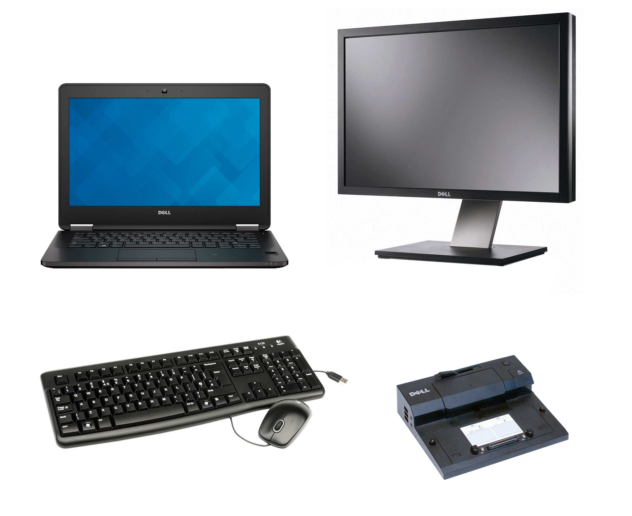 Image of   Dell Latitude E7270 kontorpakke