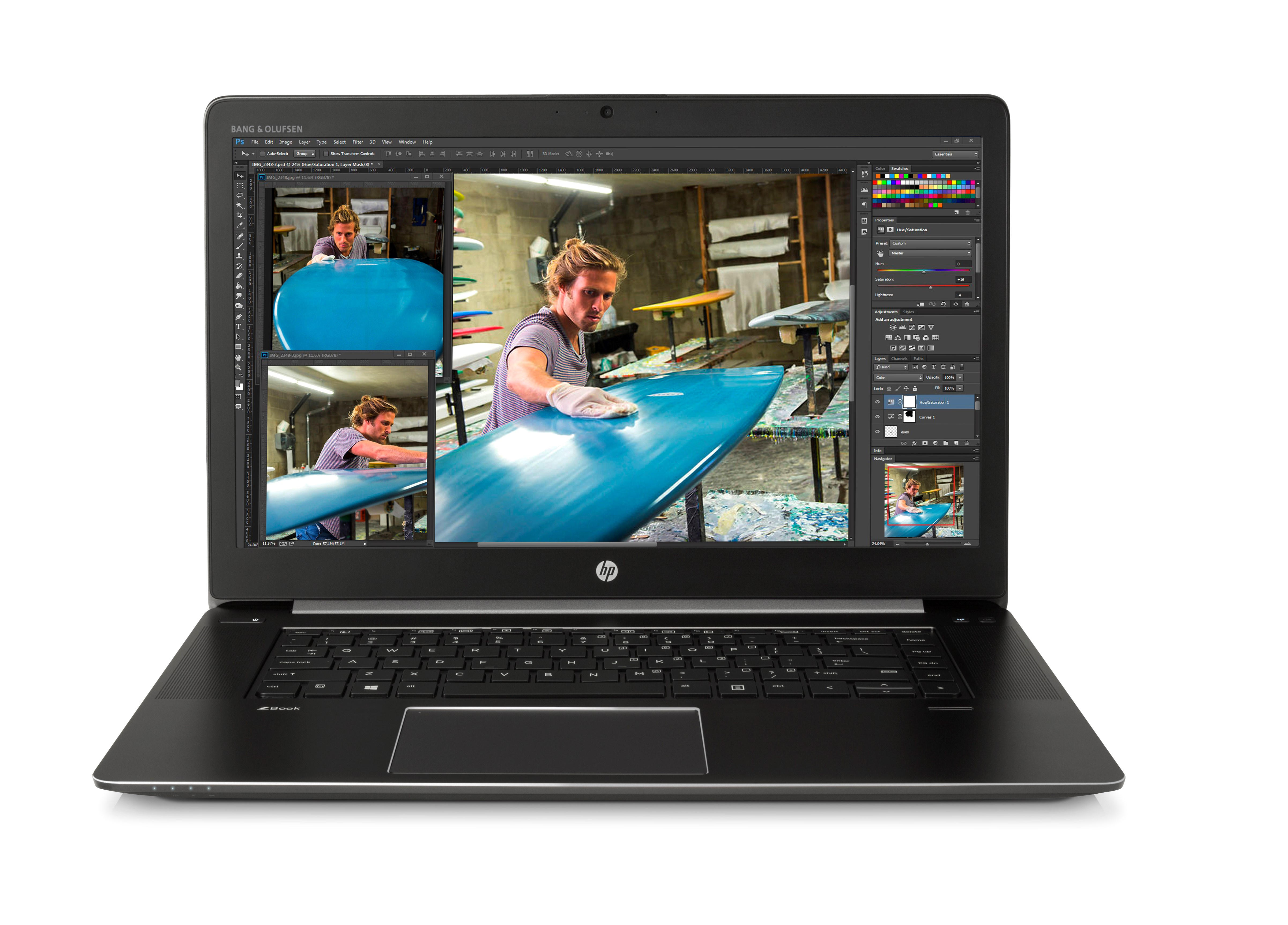 Image of   HP ZBook Studio 15 G3