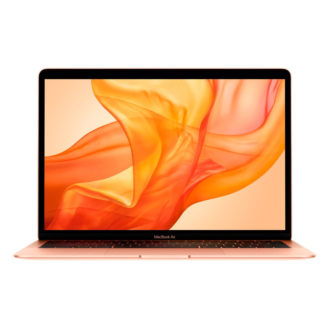 "Image of   Apple Macbook Air 13"" (Late 2018) Gold"